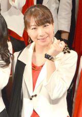 57thシングル「TIKI BUN/シャバダバ ドゥ/見返り美人」リリースイベントを行ったモーニング娘。'14・石田亜佑美 (C)ORICON NewS inc.