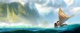 ディズニー・アニメーション作品『モアナ(原題)』(2016年全米劇場公開)(C)2014 Disney. All Rights Reserved.
