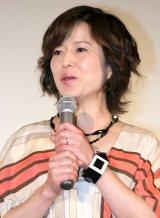 脳梗塞で緊急入院した磯野貴理子 (C)ORICON NewS inc.