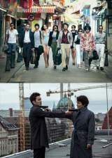 観客層に変化のきざし!? 日本上陸する注目作『10人の泥棒たち』(写真上:公開中)『ベルリンファイル』(7月13日公開)(C)2012 SHOWBOX/MEDIAPLEX AND CAPTER FILE(C)2013 CJ E&M Corporation