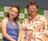 独り身の心境を吐露したバツイチの2人(左から)西川史子、布川敏和 (C)ORICON NewS inc.