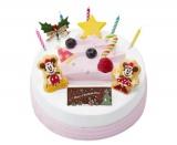"""『""""ミッキー&ミニー""""スイーツクリスマスツリー』(税込3200円〜)/(C)Disney"""