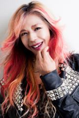 デビュー30周年を迎えるSHOW-YAの寺田恵子 写真:西田周平