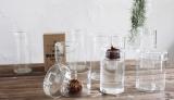 インテリアとしても素敵な球根を育てられるガラス花瓶『BULB VASE』が登場