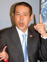 「オバマ氏ピンチ!! ノッチピンチ!!」と心配の声をあげたノッチ (C)ORICON NewS inc.