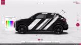 ボディカラーをデザインできる日産自動車のコンパクトクロスオーバーSUV「JUKE」
