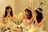家でオシャレに 真っ白なセレブ風クリスマス女子会に潜入 (C)oricon ME inc.