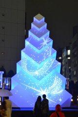 今年は「きらめくヒカリのまち」がテーマ! 新宿テラスシティのイルミネーションがお披露目(東京・新宿/渋谷)