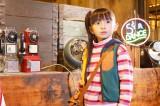 ジャニーズJr.の岸優太とW主演を務める鈴木梨央 (C)「お兄ちゃん、ガチャ」製作委員会