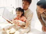 乳幼児に英単語を覚させる方法