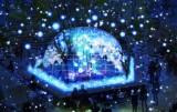東急プラザ 表参道原宿のXmasイルミネーション『OMOHARA WHITE CHRISTMAS 2014』イメージ