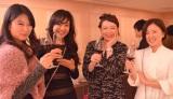 20日0時にボジョレー・ヌーヴォーが解禁! 「THE PLACE OF TOKYO」でも今年の新酒ワインが振る舞われた (C)oricon ME inc.