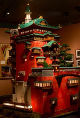 江戸東京たてもの園で開催中の『ジブリの立体建造物展』2015年3月15日まで会期延長(C)Studio Ghibli
