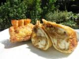 ボンカレーを使用した「カレー巾着のオーブン焼き」