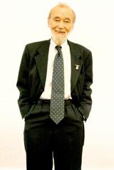 WEB限定ショートフィルム『ビタースウィート〜オトナの交差点〜』に出演したミッキー・カーチス (C)oricon ME inc.