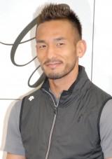 柴咲コウとの交際質問には無言だった中田英寿氏 (C)ORICON NewS inc.