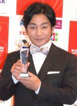 『第43回ベストドレッサー賞2014』授賞式に出席した片岡愛之助 (C)ORICON NewS inc.