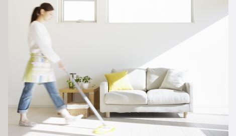 汚れを溜めない「1日1分」の掃除術とは?