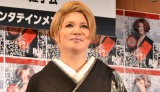 著書『IKKO 心の格言 200』の発売記念イベントを行ったIKKO (C)oricon ME inc.