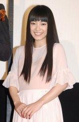 同作で女優デビューを果たしたmiwa (C)ORICON NewS inc.