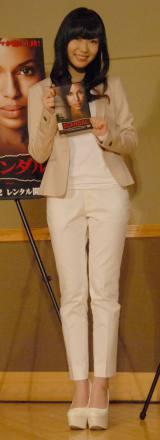 海外ドラマ『スキャンダル』シーズン1&2のDVD発売記念CMナレーション発表会に出席した指原莉乃 (C)ORICON NewS inc.