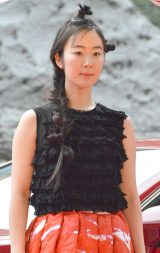 『2014 VOGUE JAPAN Women of the Year&VOGUE JAPAN Women of Our Time』受賞記者会見に出席した黒木華 (C)ORICON NewS inc.