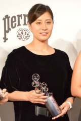 『2014 VOGUE JAPAN Woman of the Year&VOGUE JAPAN Woman of Our Time』受賞記者会見に出席した (C)ORICON NewS inc.