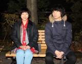 クリープハイプの尾崎世界観(右)がMV初監督作品で安藤サクラと初共演