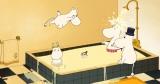 『劇場版ムーミン 南の海で楽しいバカンス』の新規場面カット (C)2014 Handle Productions Oy & Pictak Cie (C) Moomin Characters All rights Reserved