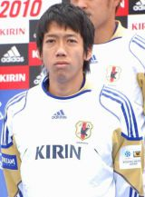 左足首の手術成功を報告した中村憲剛選手(写真は2010年撮影) (C)ORICON NewS inc.