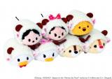 「SHEEP TSUM」になったミッキーたちを積んで癒されて!