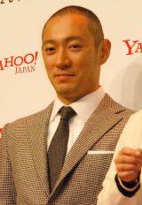 『Yahoo!検索大賞2014』発表会に出席した市川海老蔵 (C)ORICON NewS inc.