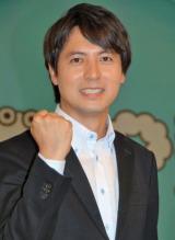 『第10回 好きな男性アナウンサーランキング』で見事3連覇を成し遂げた桝太一アナ (C)ORICON NewS inc.