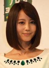 イベントに出席した堀北真希 (C)ORICON NewS inc.