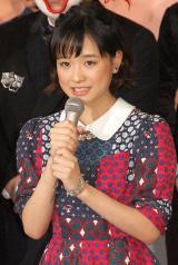 『第56回 輝く!日本レコード大賞』記者会見に出席した大原櫻子