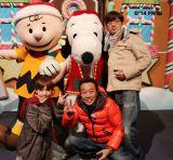 新音楽番組『さまぁ〜ずの歌フリ! アーティストが芸人としたいコト…のつづきは歌の中で。』でaikoとさまぁ〜ずがUSJへ (C)日本テレビ