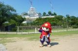 兵庫県姫路市の「かんべえくん」