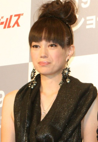 佐伯日菜子 (C)ORICON NewS inc.