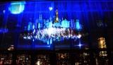 夜景に映像を投影する3Dプロジェクションマッピング「TOKYO TOWER CITY LIGHT FANTASIA」  (C)oricon ME inc.