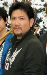 ミュージカル『SAMURAI 7』に出演する別所哲也 (C)ORICON NewS inc.