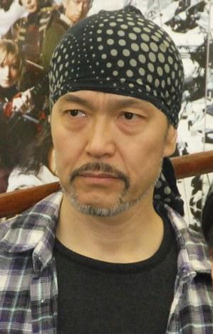 ミュージカル『SAMURAI 7』の公開けいこ後取材会に出席した大澄賢也 (C)ORICON NewS inc.
