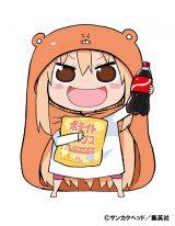 週刊ヤングジャンプで連載中の人気コメディーコミック『干物妹(ひもうと)!うまるちゃん』アニメ化