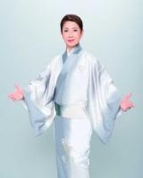 NHK・大河ドラマ『軍師官兵衛』最終回(12月21日)に向けてメッセージを寄せた歌手の水前寺清子