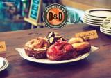 ミスドの新食感ハイブリッドスイーツ『ブルックリン D&D』4種(各194円/税込)