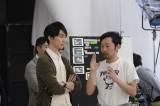 長谷川博己と小松菜奈 が出演する、ダイハツの軽自動車『新型ムーヴ』の新CMメイキングシーン