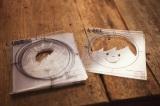 オリジナルで作成したステンシル。1000杯のラテを使ってあるカップルの<恋の物語>を描いたショートアニメーション「ラテ・モーション」が誕生