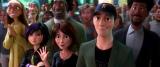 映画『ベイマックス』(C)2014 Disney. All Rights Reserved.