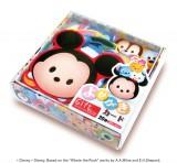 『よせがきカード ツムツムA』1,200円(20枚入り)