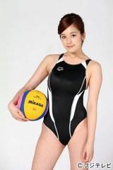 連続ドラマ初レギュラーとなる『水球ヤンキース』女子水球部員役の筧美和子