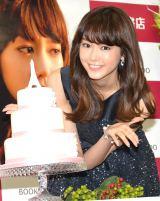 今月16日に25歳の誕生日を迎えた桐谷美玲 (C)ORICON NewS inc.